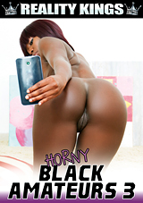 Horny Black Amateurs 3