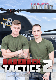 Bareback Tactics 2 cover