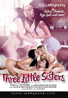 Three Little Sisters cover