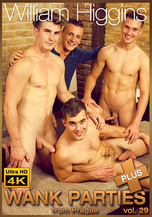 Wank Parties Plus From Prague 29 cover