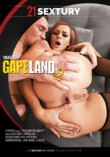 Tales From Gape Land 2 cover
