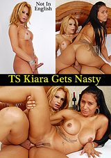 TS Kiara Gets Nasty