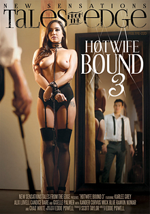 Hotwife Bound 3 cover