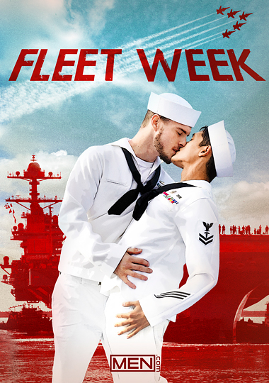 Fleet Week Cover Front