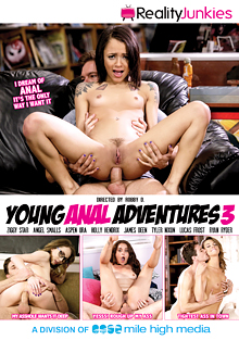 Young Anal Adventures 3 cover