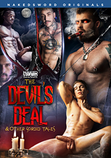 the devil's deal and other sordid tales, nakedsword, naked sword, gay, porn, pheonix fellington, phoenix fellington, leo luckett
