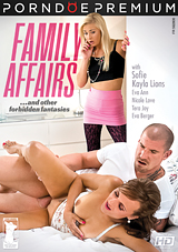 Family Affairs...And Other Forbidden Fantasies