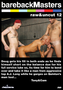 Bareback Masters: Raw And Uncut 12
