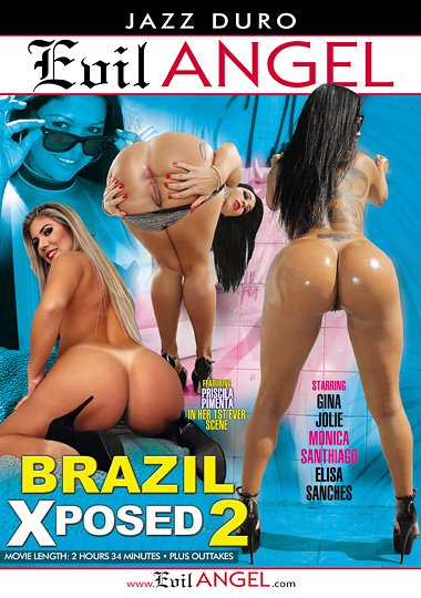 Brazil Xposed 2 cover