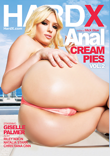 Anal Cream Pies 2 cover