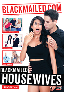 Blackmailed Housewives cover