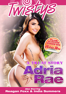 A Treat Story: Adria Rae cover