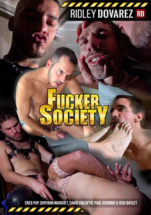 Fucker Society cover