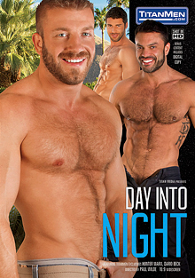 Day Into Night cover