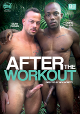 after the workout, osiris blade, sean duran, jocks, muscles, gay, porn, skyn media, skyn men