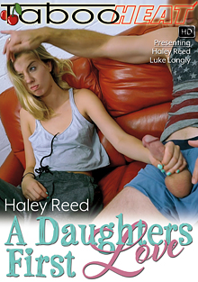 Haley Reed In A Daughters First Love cover