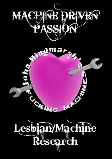 Lesbian Machine Research cover