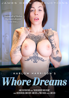 Harlow Harrison's Whore Dreams cover