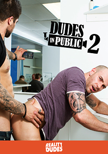 Dudes In Public 2 cover