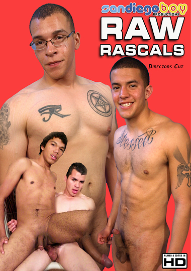 Raw Rascals cover