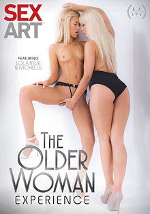 The Older Woman Experience cover