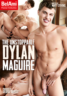 The Unstoppable Dylan Maguire cover