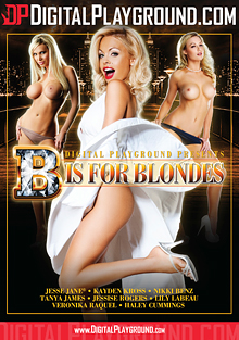 B Is For Blondes cover