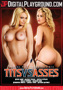 Tits Vs Asses cover