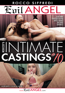 Rocco's Intimate Castings 10 cover