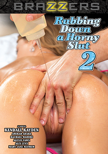 Rubbing Down A Horny Slut 2 cover