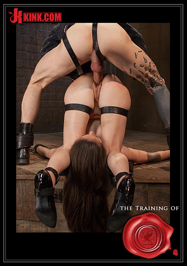 The Training Of O: Training of the Pretty Girl, Final Day cover