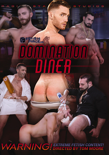 Domination Diner cover