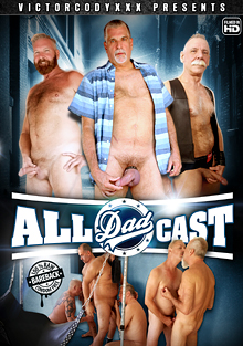 All Dad Cast cover