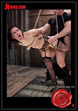 The Training Of O: Handling The Anal Slave, Day Three