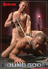Bound Gods: Tormented And Fucked In Bondage, Muscled Stud Micah Brandt Learns To Embrace The Pain