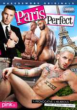 johnny v, francois sagat, nakedsword, naked sword, paris perfect, muscles, gay, porn