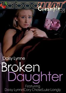 Daisy Lynne In Broken Daughter cover