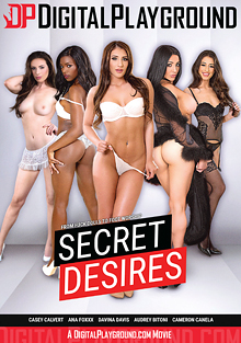 Secret Desires cover