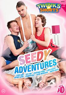 Seedy Adventures cover