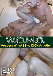 W.O.M.D.: Weapons Of Massive DICKstruction cover