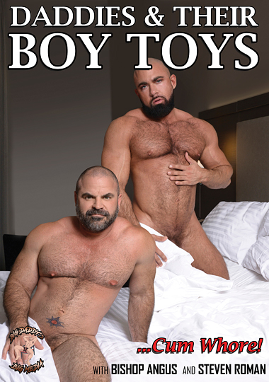 Daddies And Their Boy Toys: Cum Whore cover