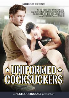 Uniformed Cocksuckers cover