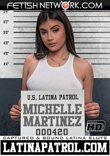 Latina Patrol: Michelle Martinez cover