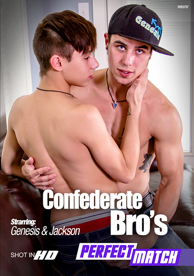 Confederate Bros Cover Front