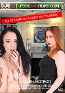 My Stepmom Caught Me Wanking
