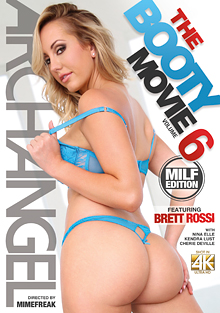 The Booty Movie 6 cover