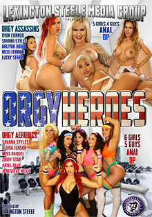 Orgy Heroes cover