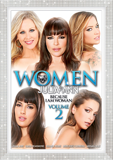 Women By Julia Ann 2 cover
