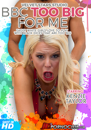 BBC Too Big For Me: Kenzie Taylor cover