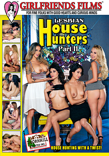 Lesbian House Hunters 11 cover